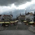 O bucureşteancă la Cluj