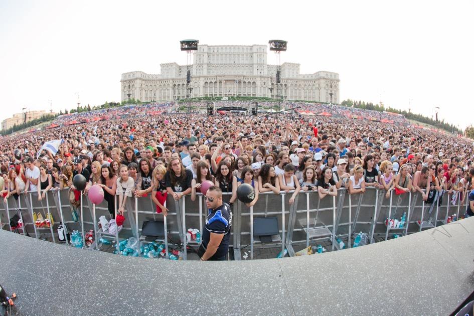concert Bon Jovi la Bucuresti 2011