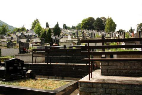 Cimitirul din Uzice
