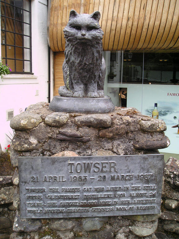 towser-statuie