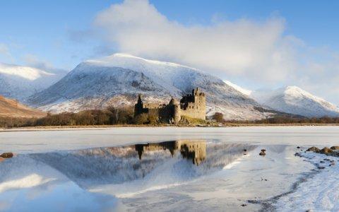 Kilchuirn Castle scotia