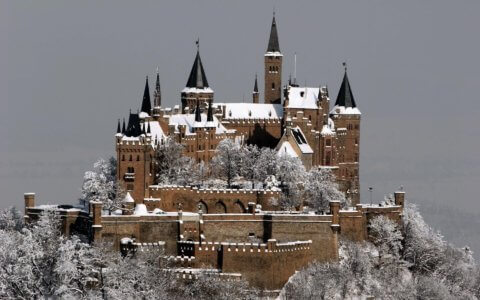 hohenzollern-castle-germany-europe