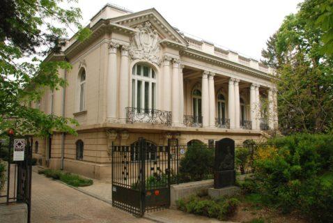 Casa Titulescu exterior