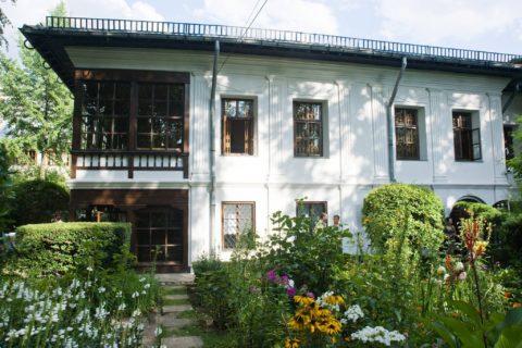 Muzeul Theodor Pallady - casa melik exterior