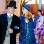 Moda anilor '20, la Balul Bucureștiului Interbelic