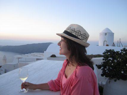 Mihaela Popa world travel bug