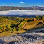 România, în cea mai frumoasă toamnă