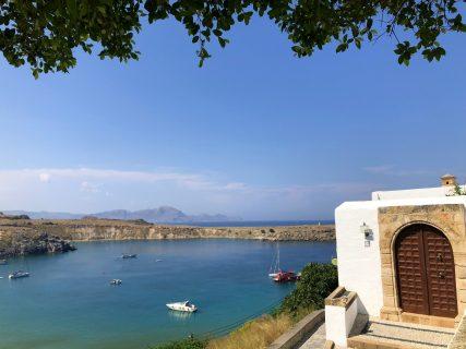 Portul din Insula Simi (Symi)