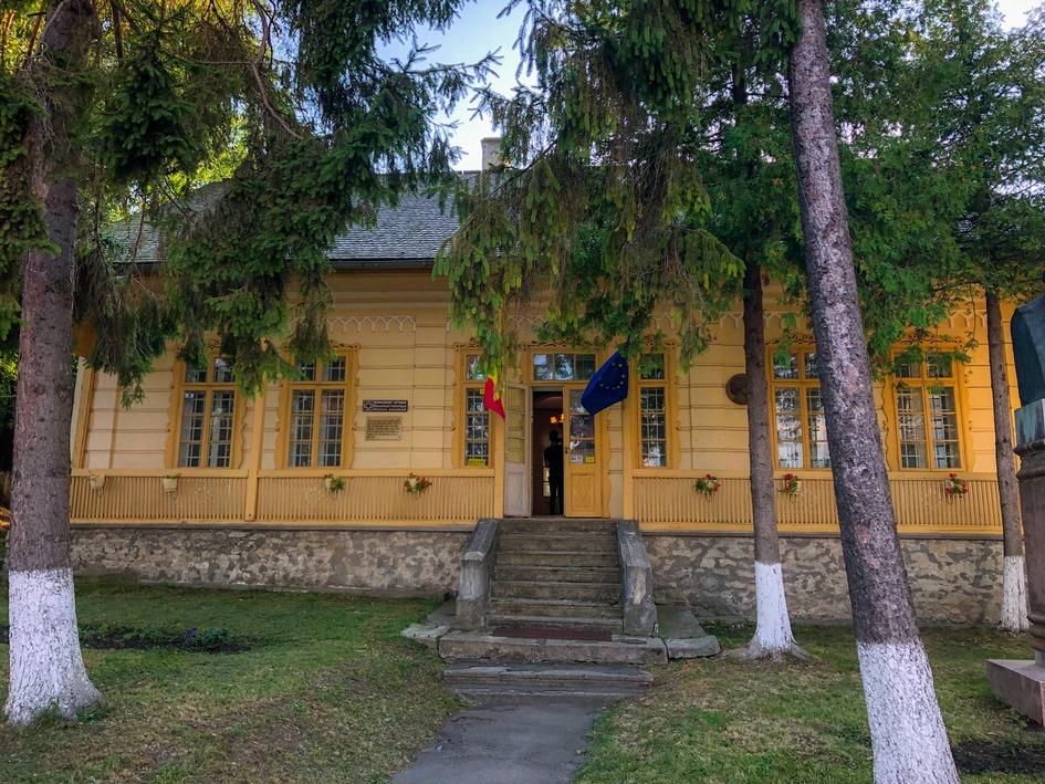 Casa Enescu din Dorohoi