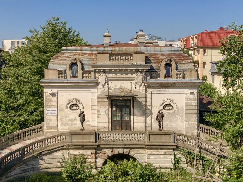 casa memoriala george enescu bucuresti