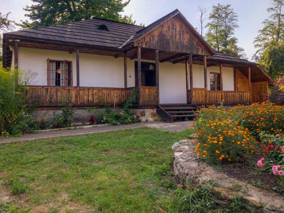Casa în care s-a născut George Enescu, Liveni, Botoșani
