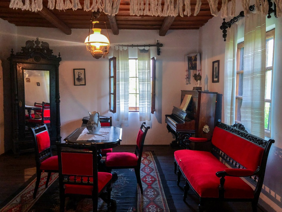 Sufrageria casei Enescu de la Liveni, Botoșani