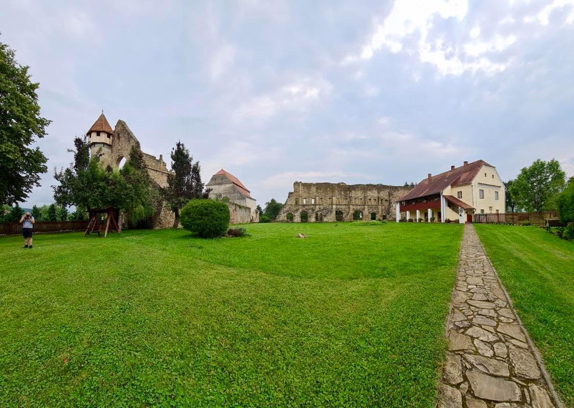 Abația Cârța Țara Făgărașului