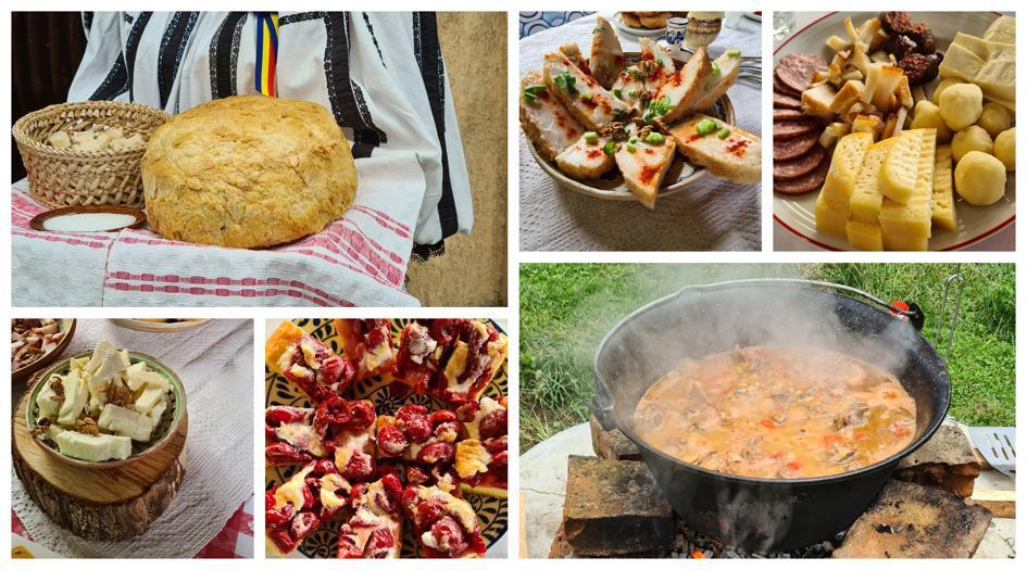 Gastronomie Țara Făgărașului