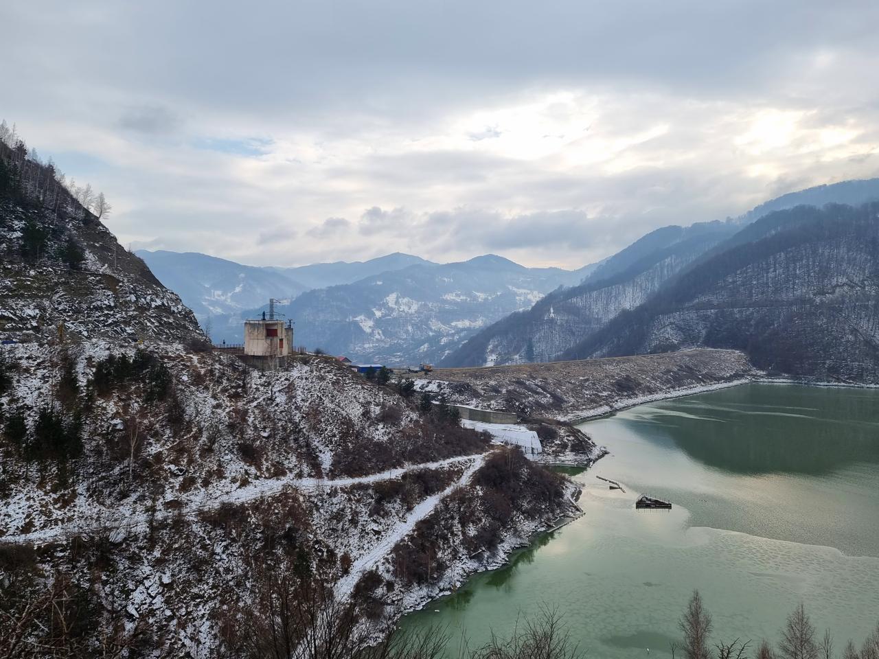 Ținutul Buzăului barajul siriu