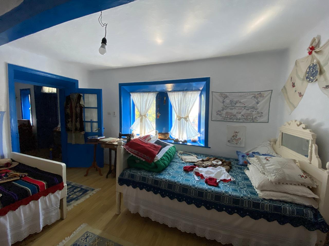 interior casa veche Suvenir din Dobrogea